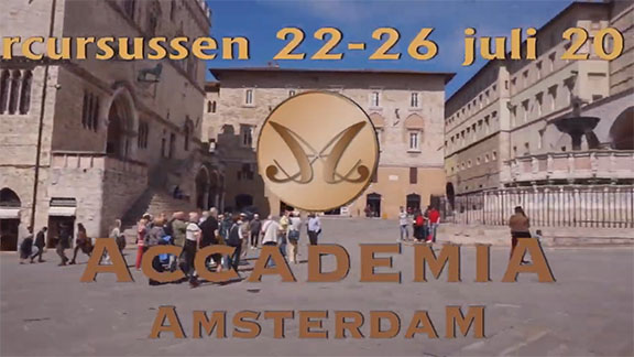 Summer Courses Accademia Amsterdam